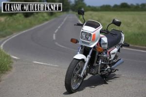 CX500E Road Test