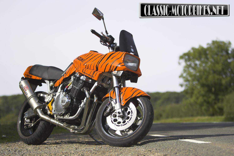 suzuki gsx1100 katana | classic motorbikes