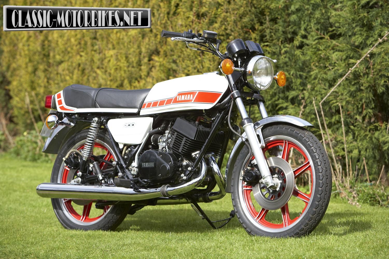 Yamaha Rd  History