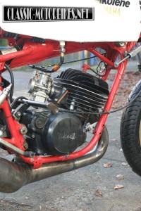 YZ250R Engine
