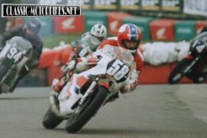 Yamaha YZR250R - Mallory 1998