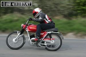 Malaguti Superquattro road test