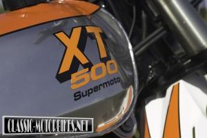 Yamaha XT500 Special