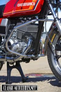 Suzuki X7 Engine
