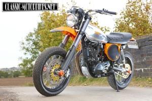 Yamaha XT500 Special Phase 4