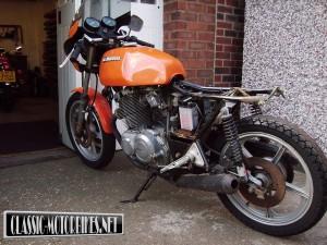 1980 Laverda Montjuic Mk1