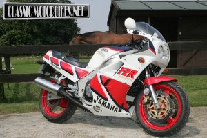 Yamaha FZR750