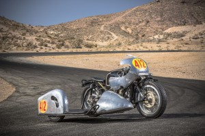 1954 BMW Rennsport 254 Side Car