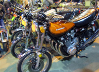 Classic Japanese & European Motorcycle Show & Jumble