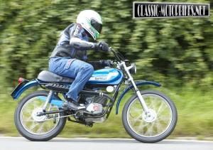 Garelli KL50 5V Cross Road Test