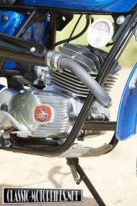 Garelli KL50 Cross engine
