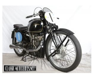 Velocette KTT Race Bike