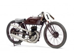 1926 Garelli 348cc Racing Motorcycle