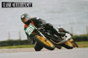 Yamaha RD250 Race Bike