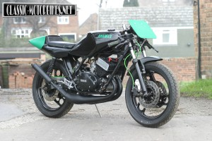 Yamaha RD250 Race Bike