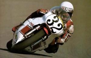 Steve Baker - 1977 Yamaha OW31