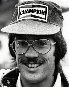 Steve Baker in the 70s