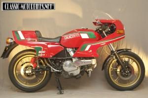 Ducati 500 Pantah