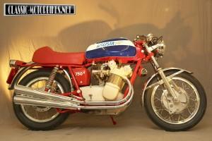 MV Agusta 750 Sport Restoration