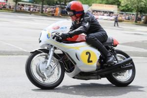 Sammy Miller - 500 Mike Hailwood Honda