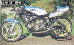 Barry Sheene's XR14