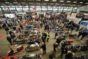 Stafford Classic Bike Show