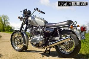 Triumph Quadrant Special