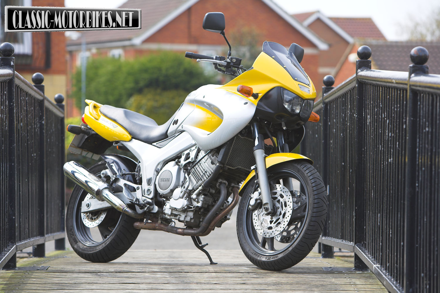 yamaha tdm850 – the great all rounder   classic motorbikes