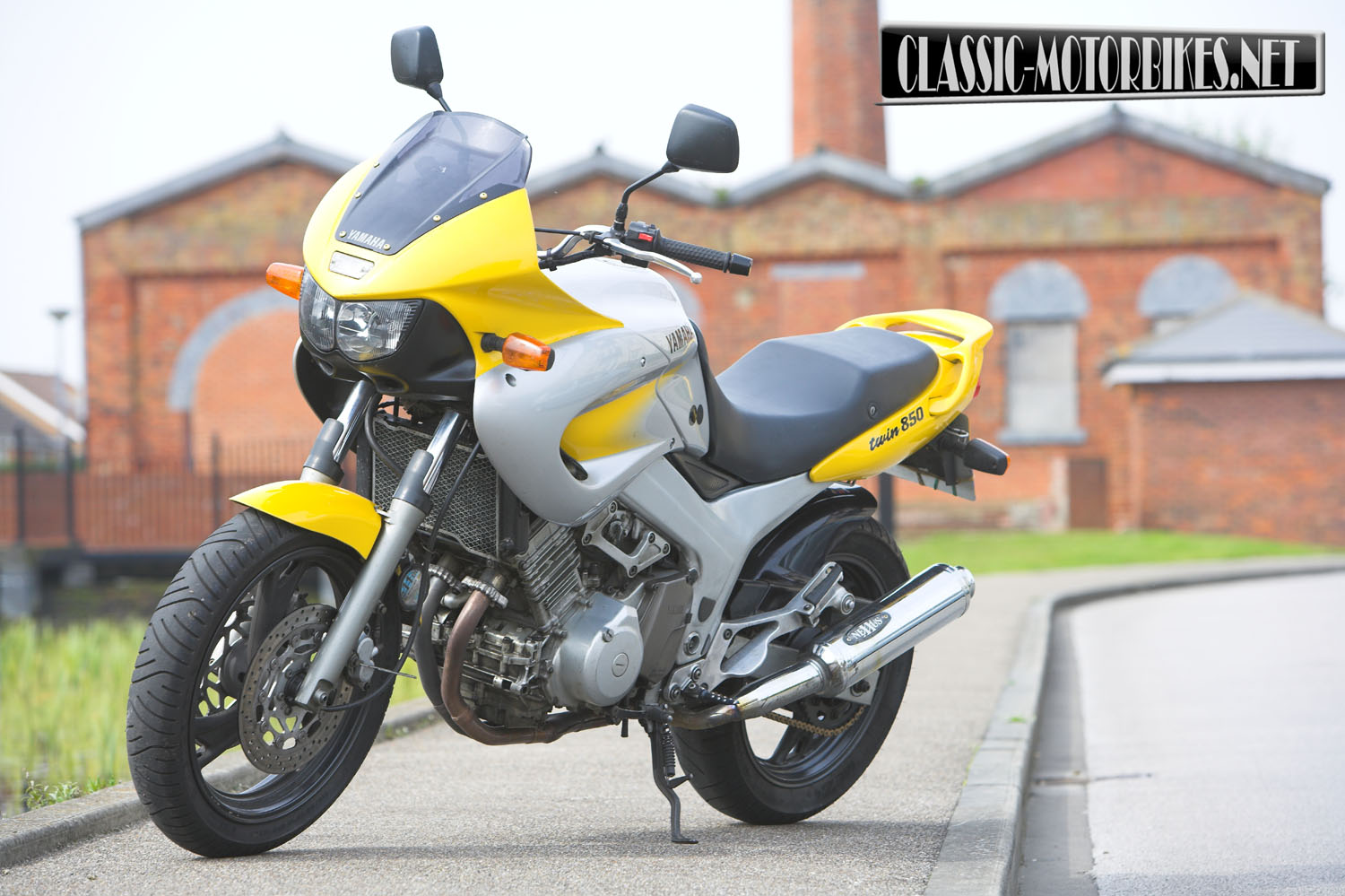 yamaha tdm850 the great all rounder classic motorbikes. Black Bedroom Furniture Sets. Home Design Ideas