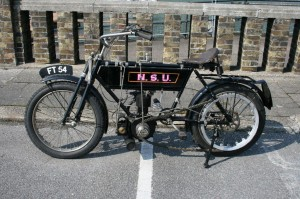 1907 NSU 460cc