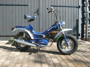 1977 Moto Guzzi Magnum