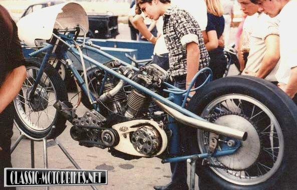 Alf Hagon Classic Motorbikes