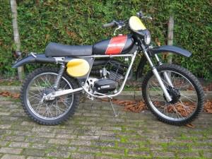Moto Guzzi 50-TT