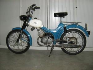 Moto Guzzi Dingo 50 MM