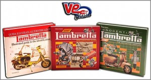 Three New Lambretta Books From VE