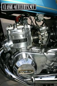 GT750 engine