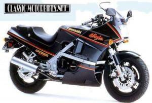 Kawasaki GPz600