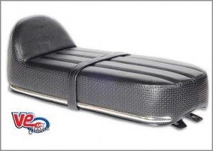 Lambretta Nanucci Cafe Racer Style Seat From VE