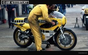1980 YZR500 0W48R