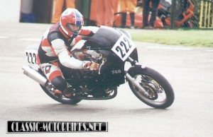 Ducati Pantah at Hairpin