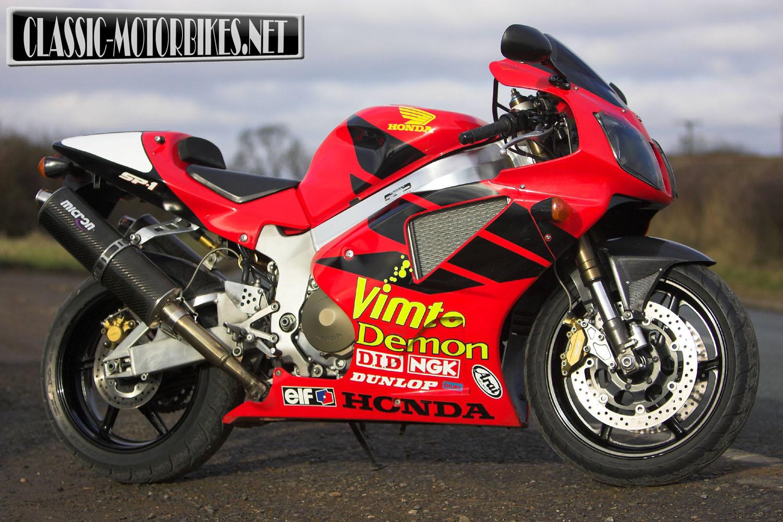 Build A Honda >> Honda SP1 Road Test | Classic Motorbikes