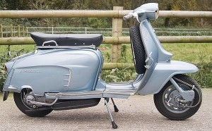 The ultimate Lambretta source book!