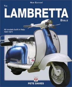 Lambretta Bible From VE