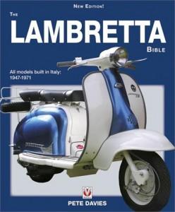 Lambretta Bible From VE