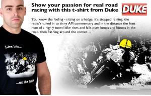 New T-shirt from Duke