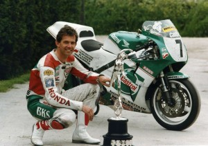 Nick Jefferies - 1993 Formula 1 winner