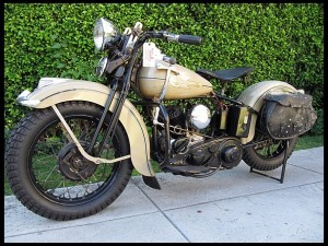Steve McQueen's Harley-Davidson