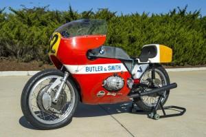 ex-1973 Daytona 200 1972 Butler & Smith BMW F750