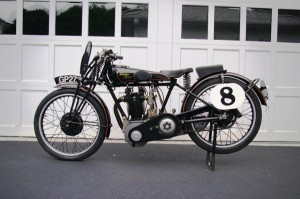 1927 Grindlay-Peerless JAP Single