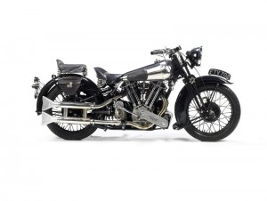 1939 Brough Superior SS100